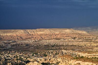 View from Uchisar