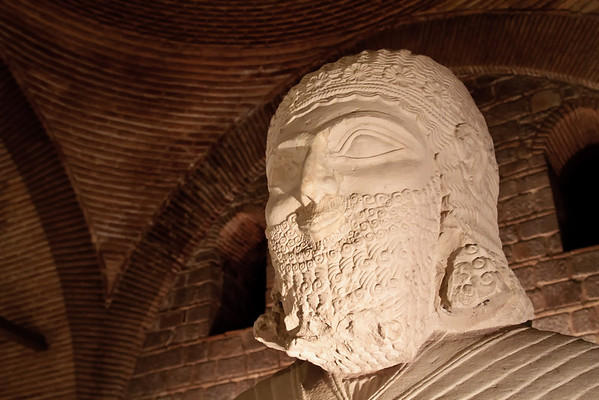 Hittite statue, Anatolian Peoples Museum Ankara