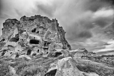 Uchisar Hill