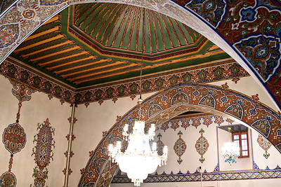 Hacibektas - home of the Bektasi dervish sect