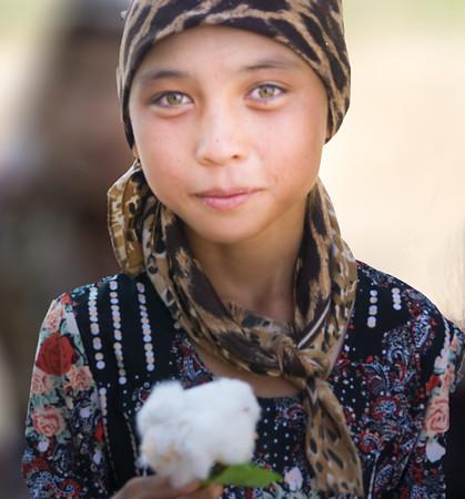 Children of Uzbekistan