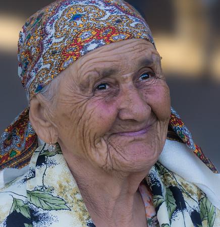 People of Uzbekistan