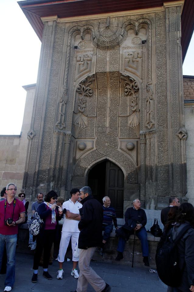 İnce Minare Müzesi<br /> Konia, Turquia