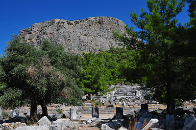 Ancient ruins of Priene