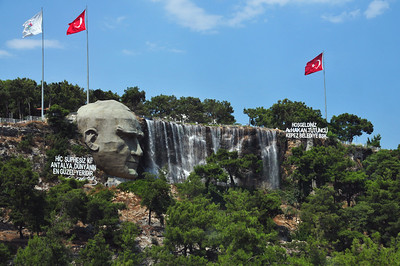 Waterfall near Antalya