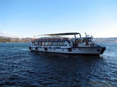 Bosphorus Straights Cruise