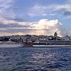 Cruise Ships on the Golden Horn
