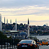 Eminonu View from Galata
