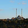 Neighborhood Mosque on Hillside