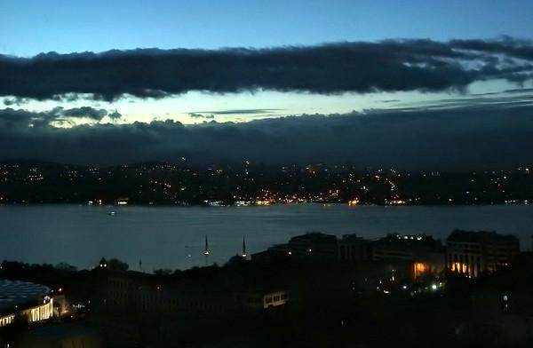 Bosphorus Pre-dawn
