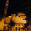 Suleimaniye Mosque - night view