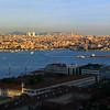 Bosphorus at Istanbul