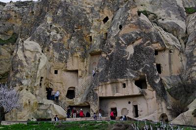 GOREME OPEN AIR MUSEUM GOREME - CAPPADOCIA