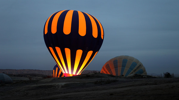 Goreme Hot-air Balloon
