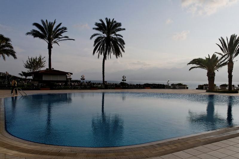 Hotel Dedeman<br /> Antalya, Turquia