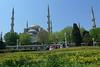 013  Istanbul - Blauwe Moskee