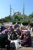 012  Istanbul - Blauwe Moskee