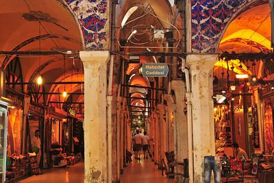 Bazaar in Istanbul