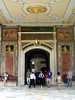 Topkapi Palace; Gate of Felicity, allowing access to the private and residential quarters of the palace