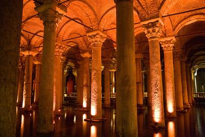 Istanbul - Underground Cistern