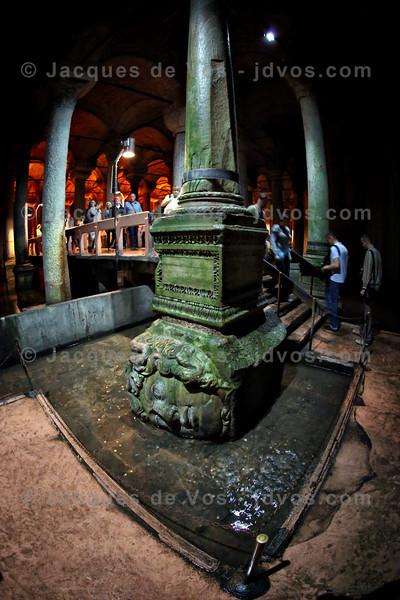 Basilica Cistern (Yerebatan Sarayı / Yerebatan Sarnıcı)