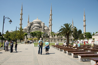 File Ref - 2013-06-04-Istanbul  242 Blue Mosque in Sultanahmet district of Istanbul, Turkey