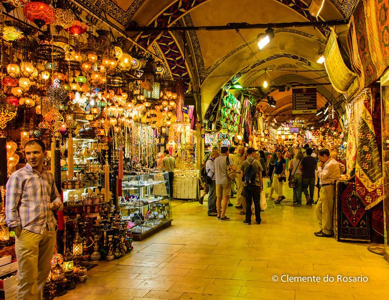 File Ref: 2013-06-04-Istanbul  307<br /> Grand Bazaar, Istanbul, Turkey
