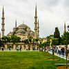File Ref: 2013-06-04-Istanbul  001<br /> Blue Mosque in Sultanahmet district of Istanbul, Turkey