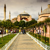 File Ref: 2013-06-04-Istanbul  219<br /> Hagia Sophia Museum .Formerly a patriarchal basilica , later a Mosque and now a Museum. Istanbul
