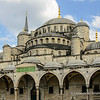 File Ref: 2013-06-04-Istanbul  155<br /> Blue Mosque , Istanbul, Turkey