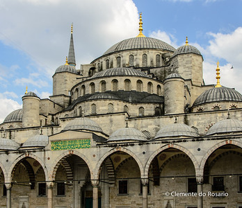 File Ref: 2013-06-04-Istanbul  155 Blue Mosque , Istanbul, Turkey