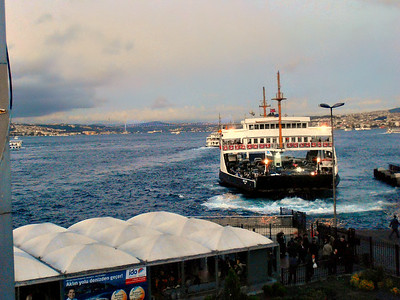Bosphorus Ferries