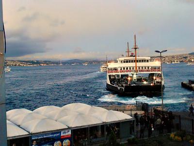 Bosphorus Ferries