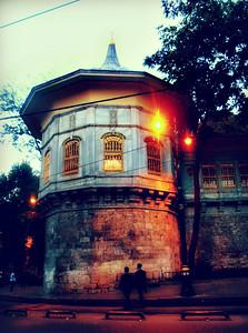 Topkapi Palace Wall