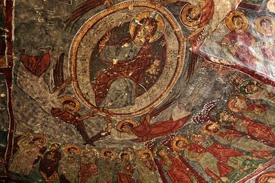 Cave church in Ihlara Canyon
