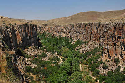 Ihlara Canyon
