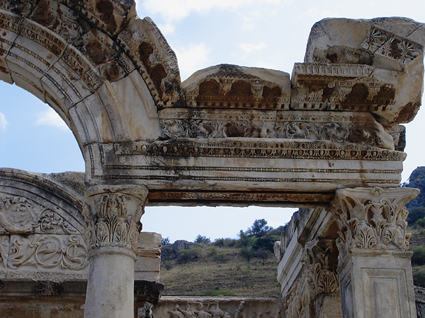 The Temple of Hadrian