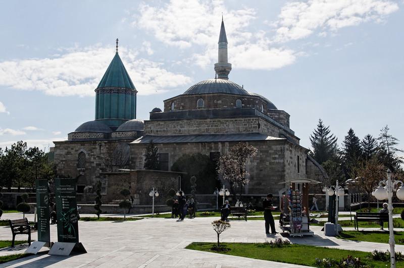 Mevlana Museum<br /> Konya, Turkey