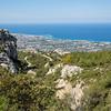Looking towards Kyrenia harbour