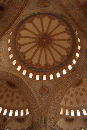 Sultan Ahmed Mosque, Istanbul 2009