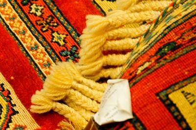 Loja de tapetes- Capadócia