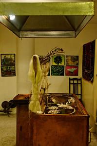 Fabrico da seda Loja de tapetes- Capadócia