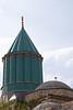 Rumi's tomb, Konya.