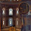 Mihrab of Hagia Sofia.