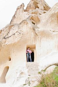 Uchisar - Capadocia