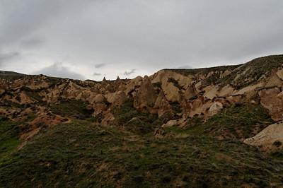 Vale do Camelo - Cappadocia