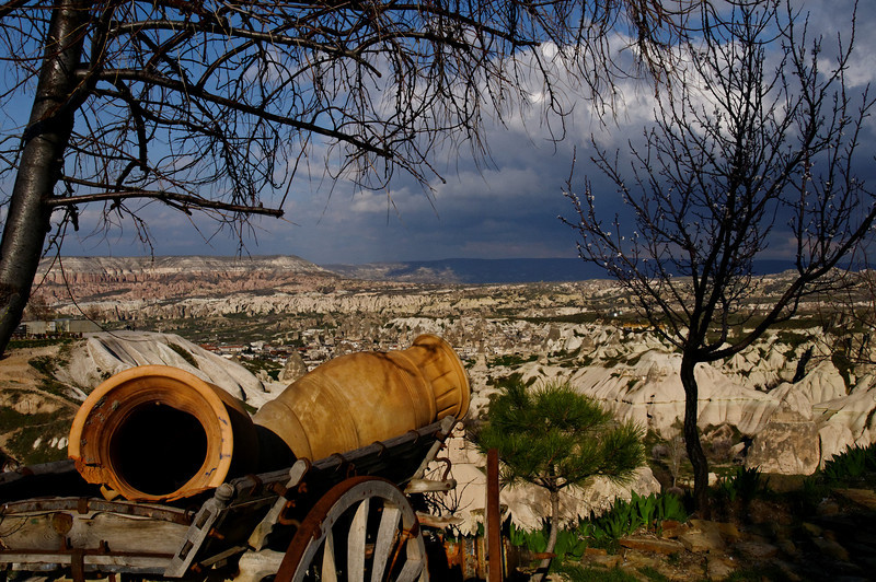 Vale dos Caçadores - Capadocia