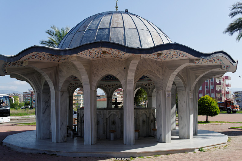 Mrk. Külliye Cami <br /> Antalya, Turkey