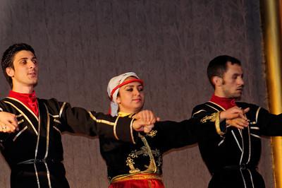 Danças tradicionais - Jantar Antalya