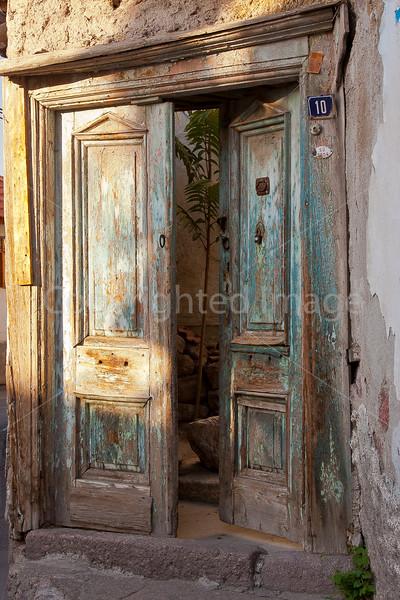 Door in Ankara